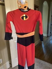 The Incredibles Halloween costume for boys size 7/8