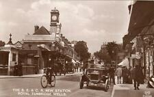 Kent Real Photographic (rp) Collectable Transportation Postcards