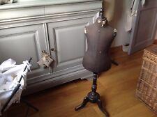 Ancien Mannequin Enfant Napoleon lll Stockman Taille De Guêpe Enfant