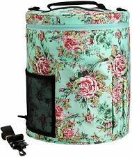 Large Capacity/Portable/Lightwe ight Yarn Storage Knitting Tote Organizer Bag