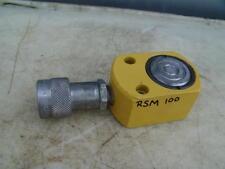 """ENERPAC RSM-750 HYDRAULIC CYLINDER FLAT-JAC 75 TON 5/8"""" STROKE NICE #15"""
