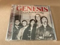 THE LOST RADIO RECORDINGS  by GENESIS  Compact Disc  GOLF030