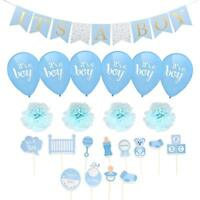 Boy Baby Shower Decorations - Baby Shower Party Decorations, Baby Shower