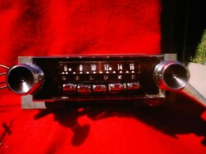 1963 FORD GALAXIE 500 XL AM RADIO 3TMF  403032 WORKING