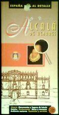 ALCALA DE HENARES - Guia Turistica - SPAIN LIBRO / Book Comunidad Madrid 1998
