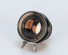 Schneider Arriflex Cine Xenon 1:2 50mm // Arri Standard S 16mm