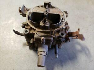 Rochester Quadrajet Carburetor 1970 Buick 7040244