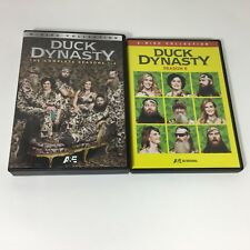 Lot Of 2 Duck Dynasty DVDs Seasons 1 2 3 And 4 And 6 A&E 11 Discs No Season 5