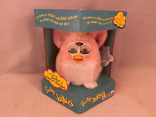Furby Babies G1 70-940 Tiger Electronics Hasbro 1999 Yellow Blue Red Green Eyes