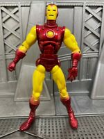 "Marvel Legends Hasbro Iron Monger BAF Classic Iron Man 6"" Inch Action Figure 1"
