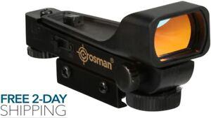 BB PELLET GUN AIR RIFLE RED DOT SIGHT Wide Lense Scope Hunting Crosman NEW 2-DAY