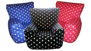 Stars Beanbags Childrens Beanbag Chairs Kids Bean bag Chair