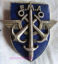 IN12978 - INSIGNE Etat Major des Armées, dos guilloché plat