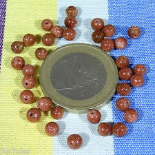 100 Abalorios Aventurina4mm M704X Piedras Semipreciosas Cuentas Semiprecious
