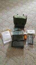Vintage Military Medical Instrument & Supply Kit Complete  No.8 C.R. Daniels