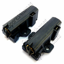 2 x Carbon Brushes For Hotpoint Indesit Creda Washing Machines Sole Motors