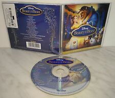 CD WALT DISNEY - BEAUTY AND THE BEAST - LA BELLA E LA BESTIA