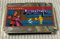 Dragon Buster Nintendo Famicom NES Family Computer Japan
