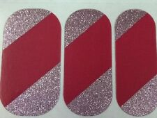 Nail Wraps Jamberry- PRETTY IN PINK-HALF SHEET-GET EM FAST!!!!