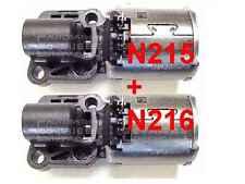 Électrovanne n215 & n216 Double Embrayage Boîte de vitesses DSG 02e VW AUDI SEAT SKODA