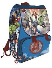 Zaino Scuola Estensibile Avengers 40cm