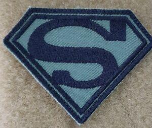 Daesh Whackers SEAL KSK SAS SOCOM SOG SFG Syrien Irak Supermann Logo Klett Patch