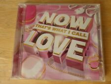 Various – Now That's What I Call Love - 2 CD Set ( Rihanna / Katy Perry )