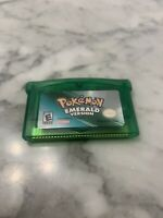 Pokemon: Emerald Version (Nintendo Game Boy Advance, 2005)GBA TESTED WORKING