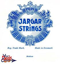 Genuine Jargar Violin Stinrg Set 4/4  E Loop Medium