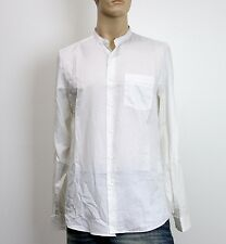 $590 NEW Authentic Gucci Mens Stripe Sport Shirt Banded, Slim, 295274