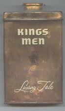 Vintage Kings Men Luxury Talc Container