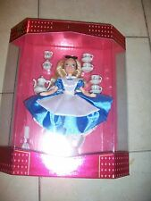 RARE ALICE In Wonderland Disney Exclusive Classic Doll Collection  RARE HTF