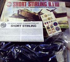 SHORT STIRLING B.I/III AIRFIX WORLD WAR II MODEL 1/72
