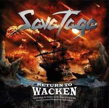 SAVATAGE Return To Wacken CD 2015
