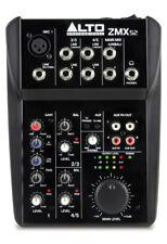 Alto Zephyr ZMX52 5 Channel Mixing Desk