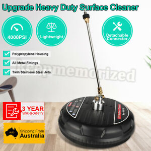 """4000PSI 15""""inch Outdoor Heavy Duty Surface Cleaning Cleaner For Pressure Washer"""