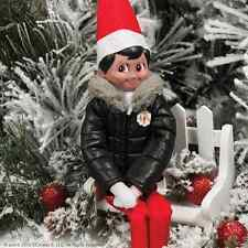 Collector edition Puffy North Pole Parka for Elf on the Shelf (Elf not included)