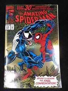 Amazing Spider-Man #375 1st App of Ann Weying! 1993 Marvel Comics 9.0 VF/NM