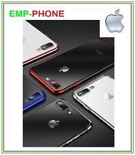 Cover Custodia Slim Per Apple Iphone 7 8 + Pellicola Vetro Temperato Iphone 7 8
