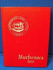 1970 Murfrenoca Murfreesboro High School NC Student Yearbook Alumni Class Annual
