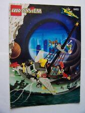 LEGO ® de recette//INSTRUCTION Nº 6493