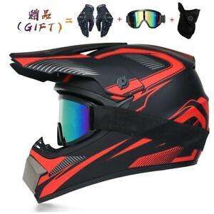 Helmet Fiery Motocross Off-Road Professional Racing Bike Cross Dirt Downhill