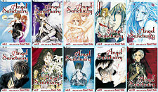 Angel Sanctuary Series Collection Set 1-10 English Manga by Kaori Yuki BRAND NEW