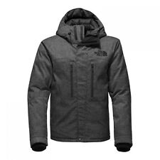 The North Face Men's HIMALAYAN LIFESTYLE PARKA 550 Down Jacket Black Tweed M Med
