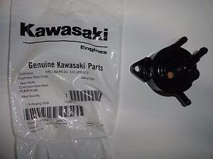 Mikuni Fuel Pump Genuine OEM Kawasaki Mule 600 610 05-14 49040-0769