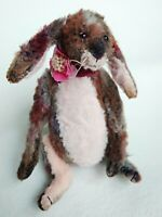 Teddy  rabbit Fransya OOAK Artist Teddy by Voitenko Svitlana.