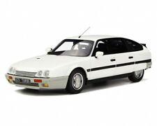 1:18 Otto Citroen CX 2.5 GTI Turbo 2 Weiss Otto Mobile OT661 NEU