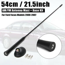 Car Roof AM/FM Antenna Aerial Mast & Base for Ford Focus 2000-2007 XS8Z18919AA