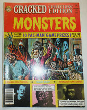 Cracked Magazine Monsters Collector's Edition December 1982 032515R