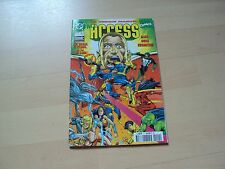 super héros comics,  ACCESS   n°11